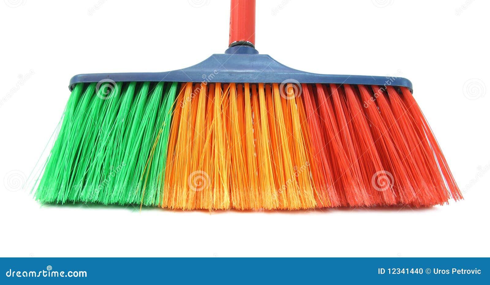 Balai pour la maison de nettoyage photo stock image for Maison de la literie saumur