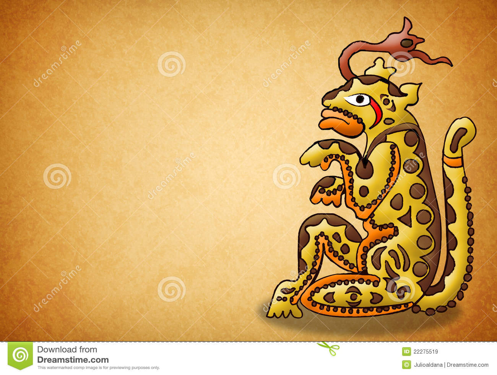 Balam bóstwa jaguara majski proroctwo