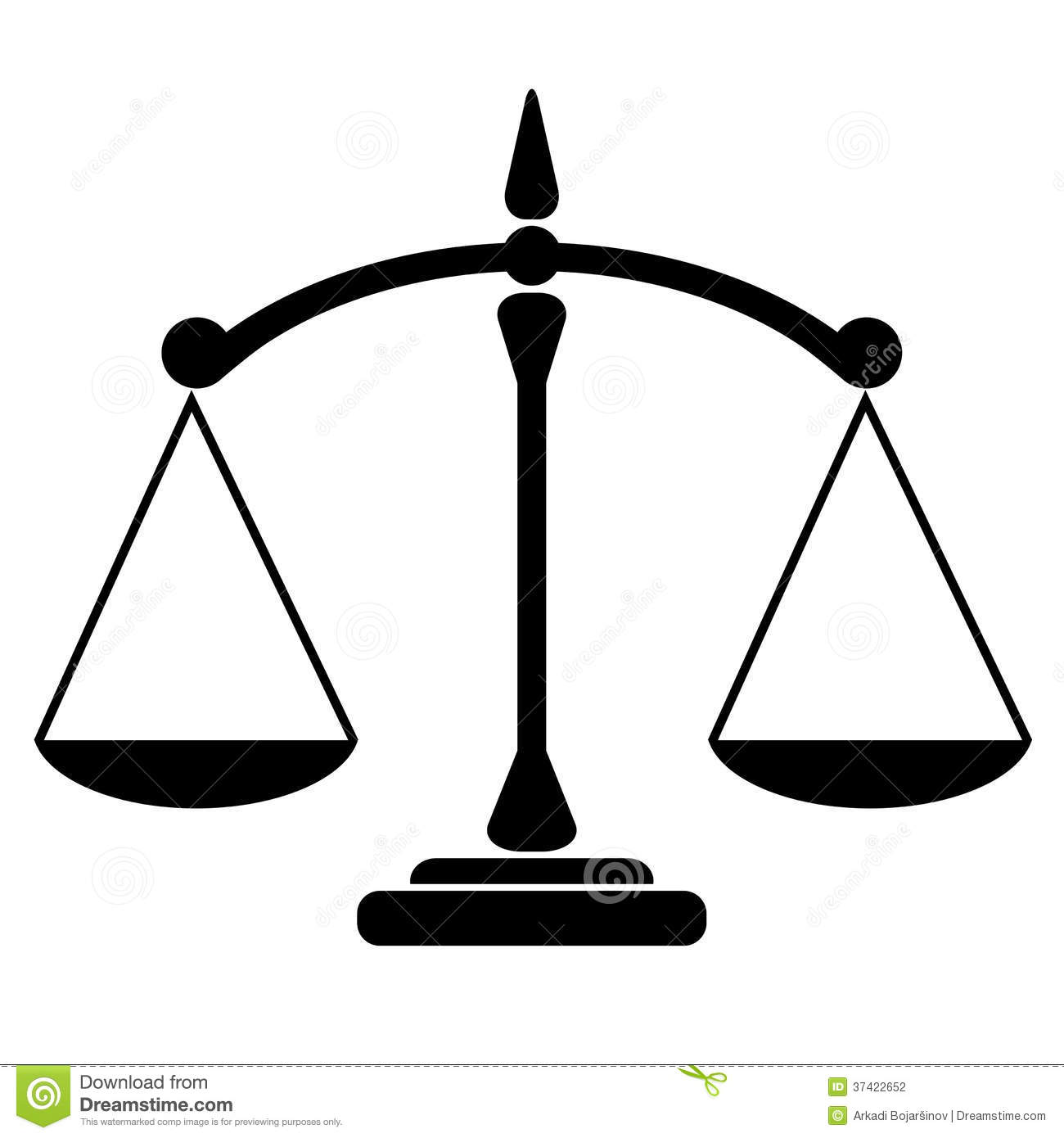 balance icon stock vector illustration of emblem  icon scales of justice clip art free images scales of justice clip art free