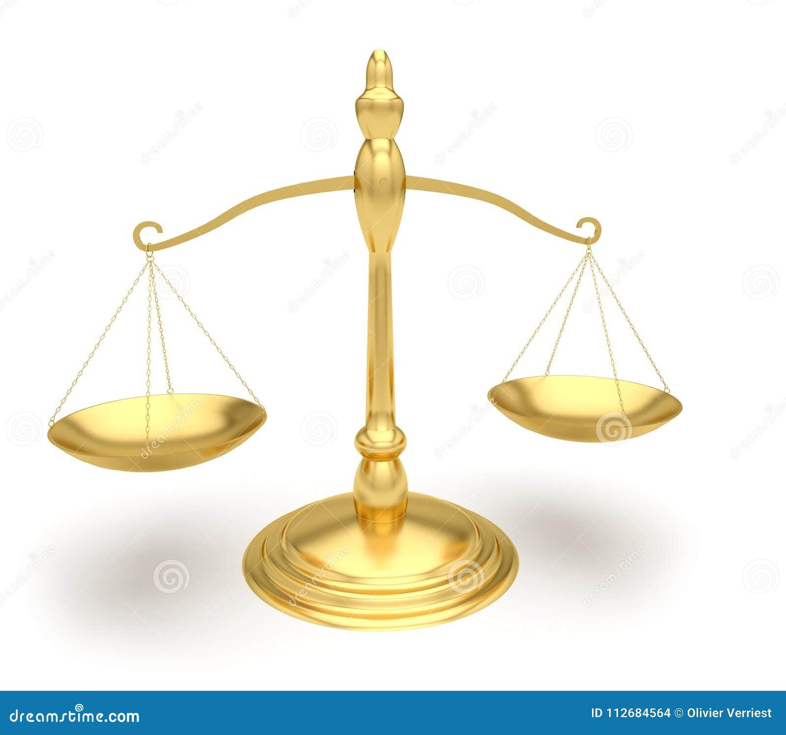 Balance Justice balance justice 3d stock illustration. illustration of jury - 112684564