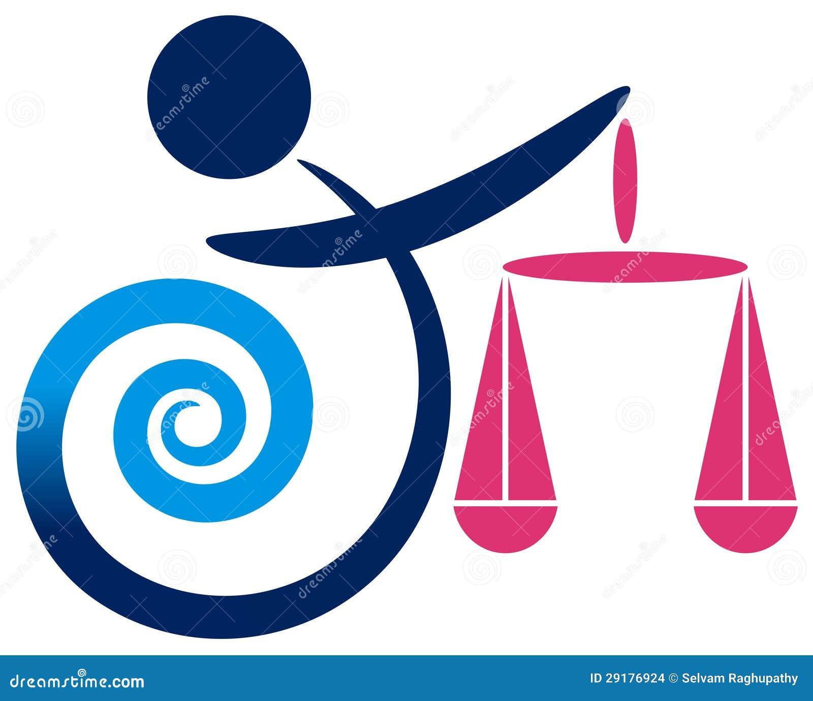 Balance Logo Stock Images - Image: 29176924