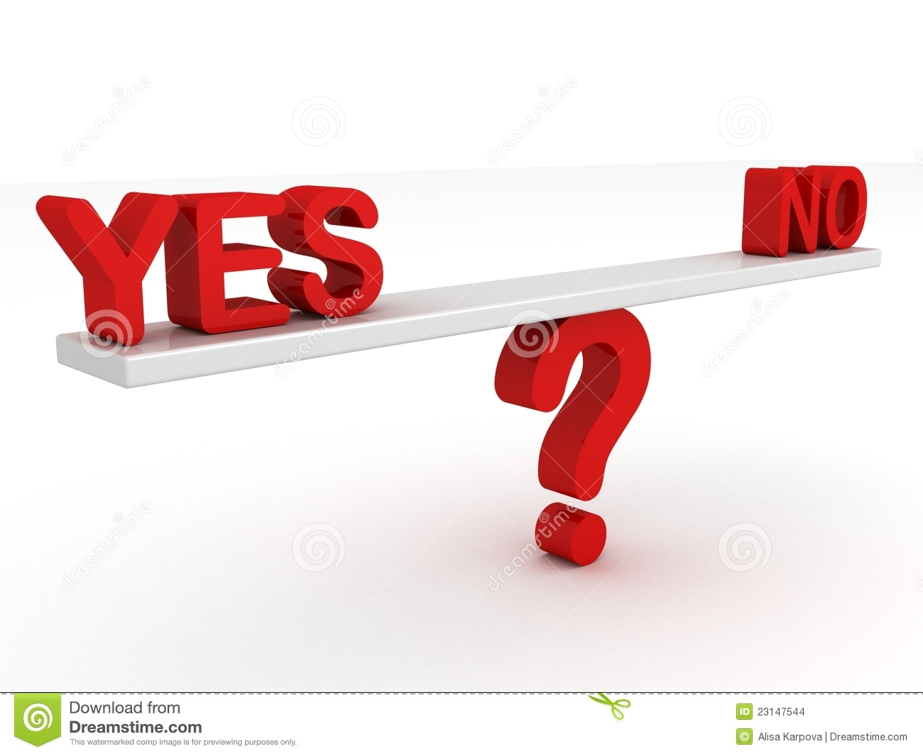 questions yes or no pdf