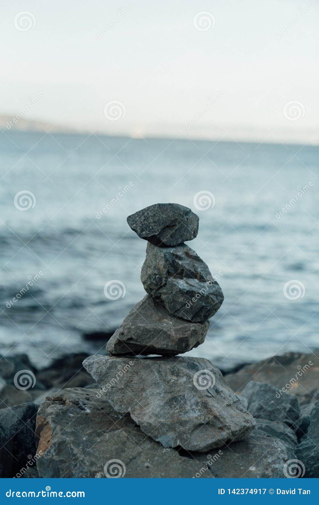 Balance Stones in San Francisco