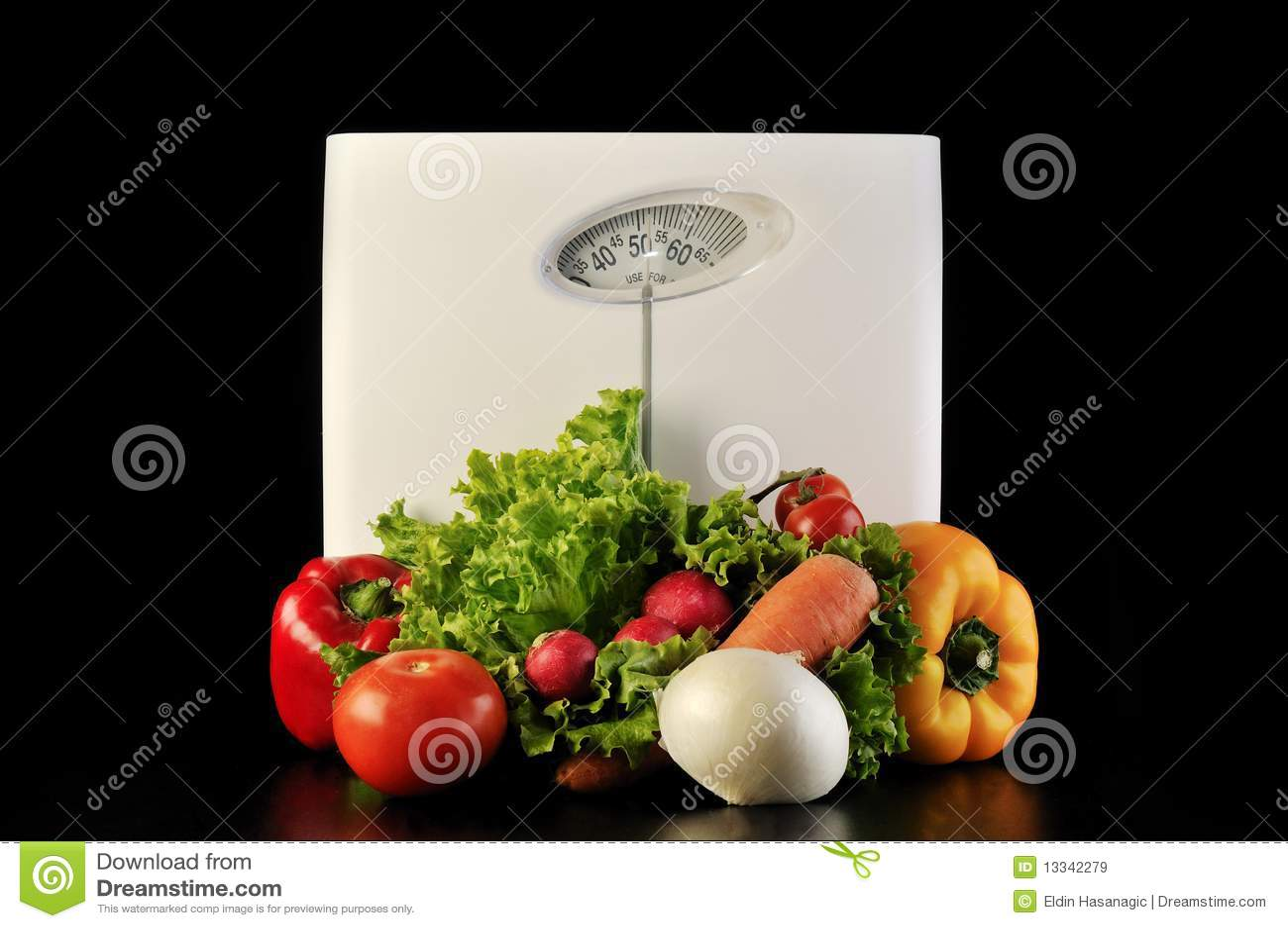 Balansowi warzywa