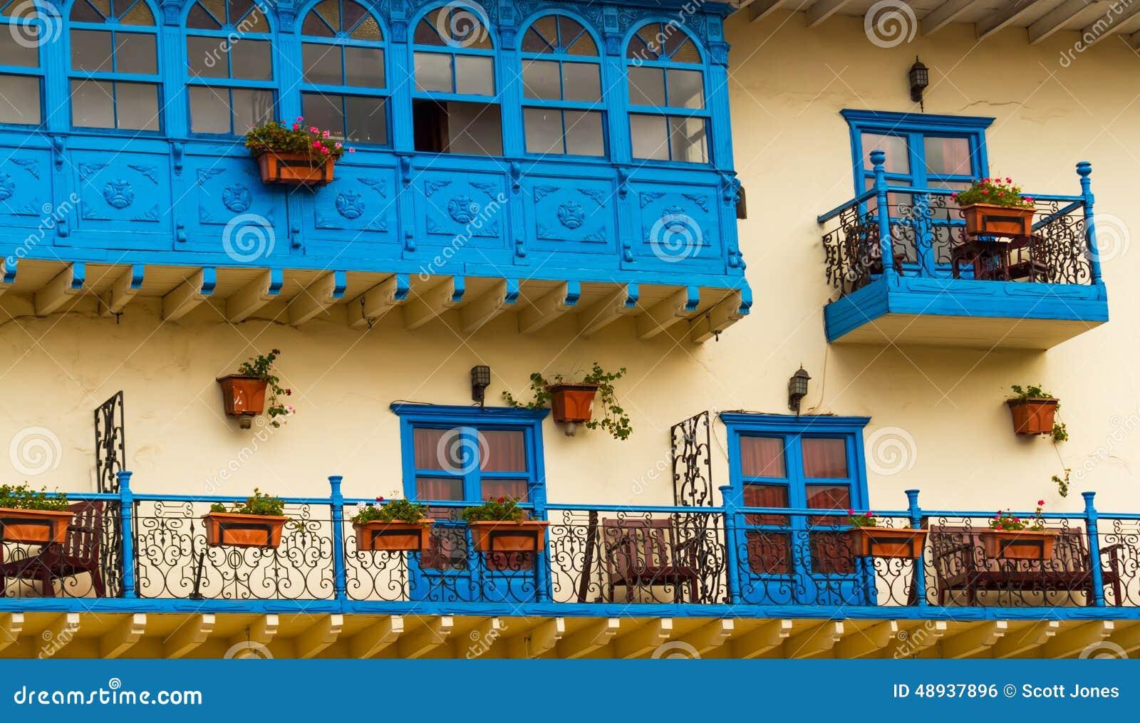 Balcões de Cusco