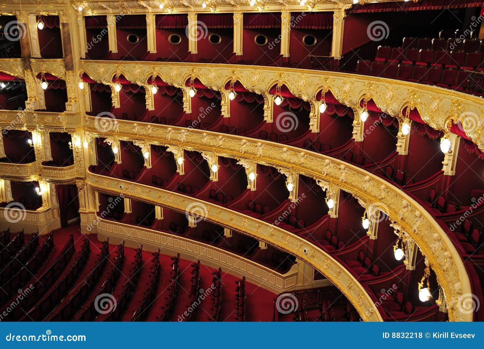 Balcon d opéra