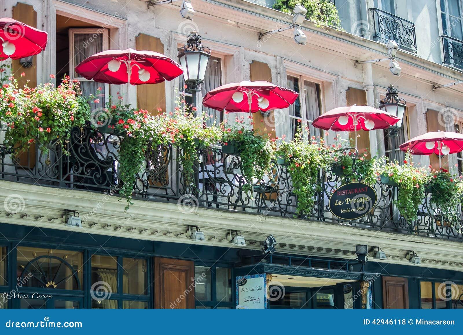 Restaurant Le Procopio Paris
