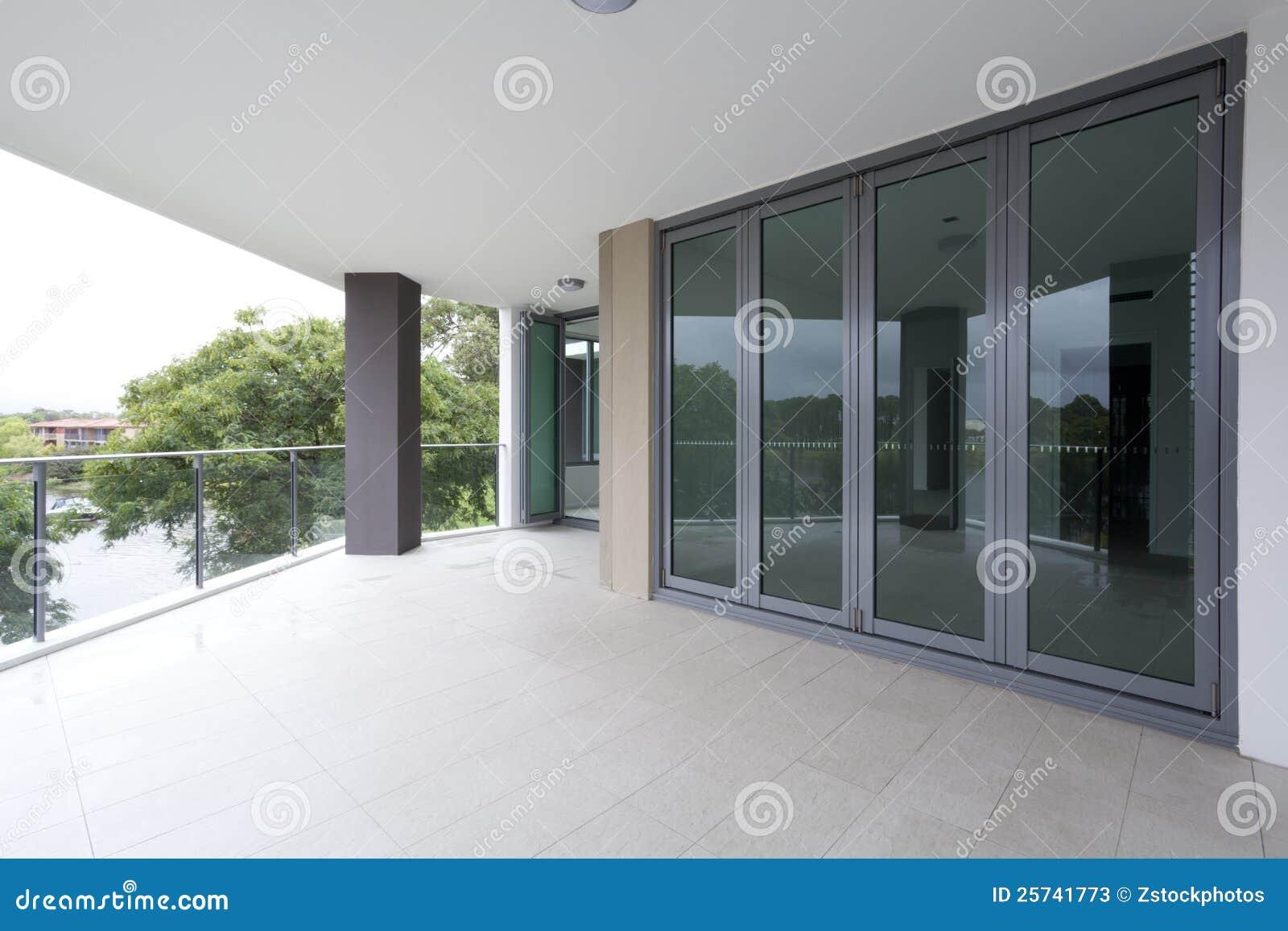 Balcon vide
