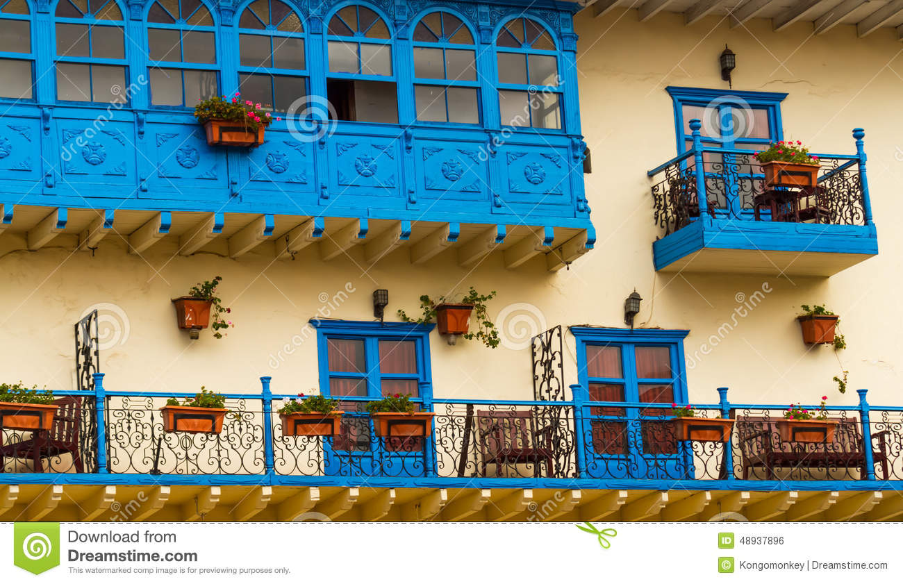Balcones de Cusco
