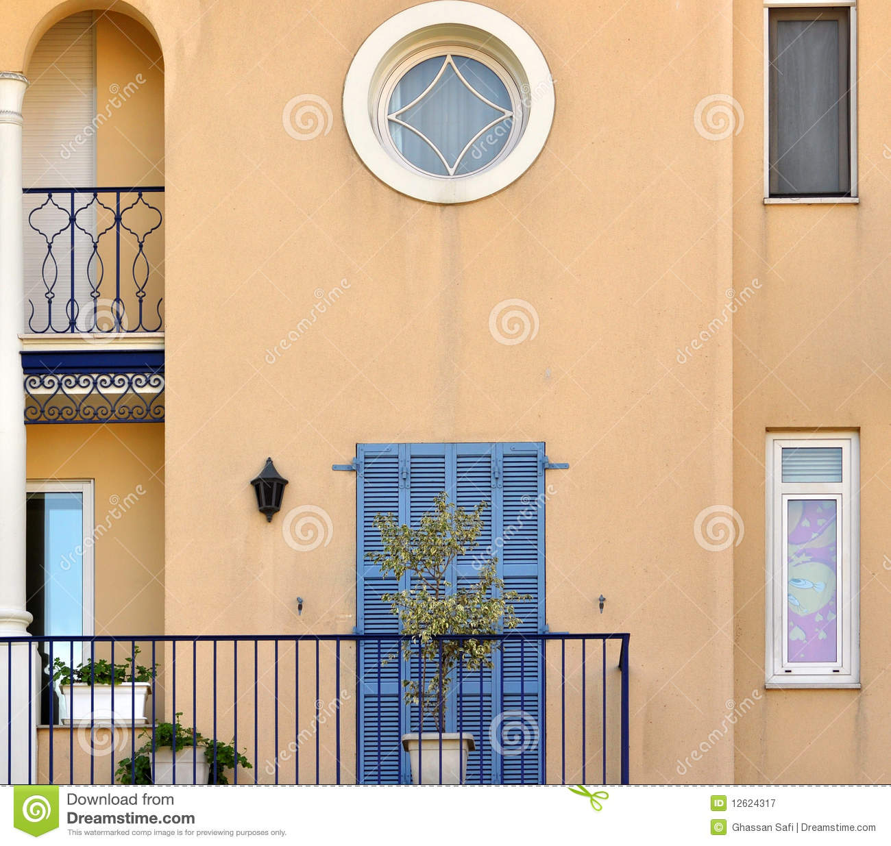 Balcony 02 royalty free stock photography image 12624317 for Balcony aesthetic