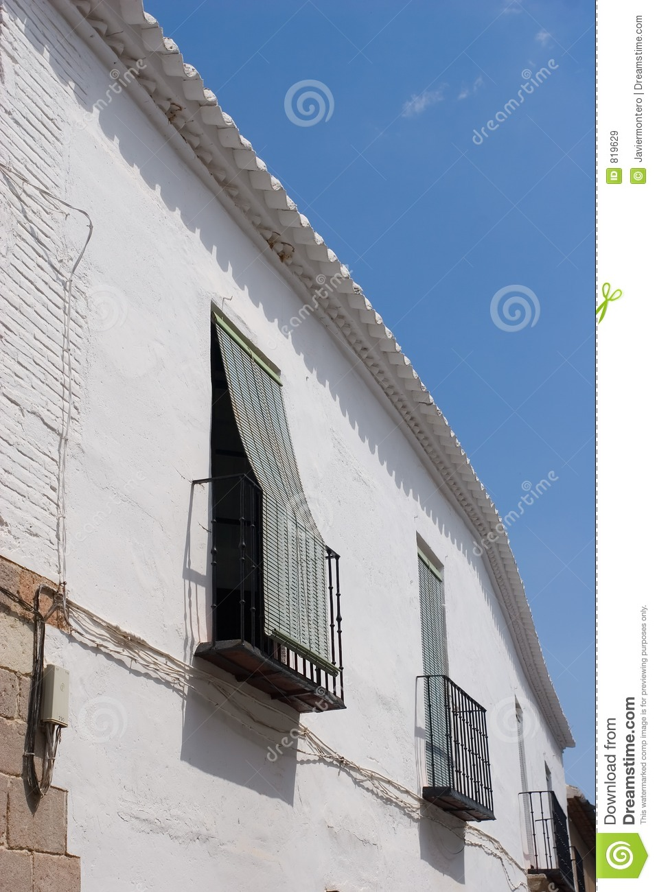 Balcony royalty free stock images image 819629 for Balcony in spanish