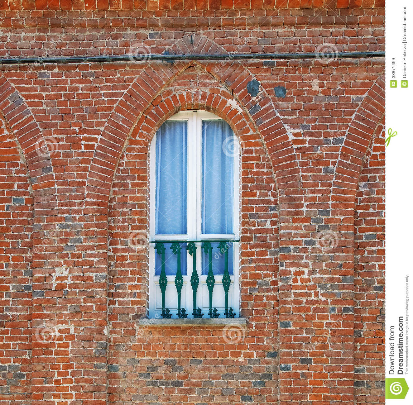 Balcony in italian old house royalty free stock images for Balcony in italian