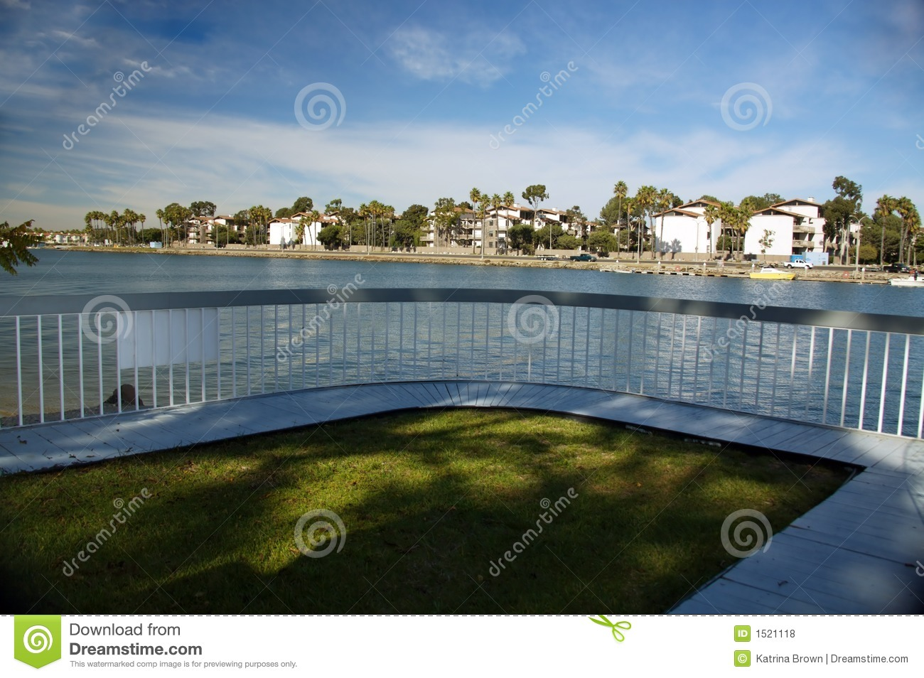 Balcony overlooking ocean royalty free stock photos for Balcony overlooking ocean