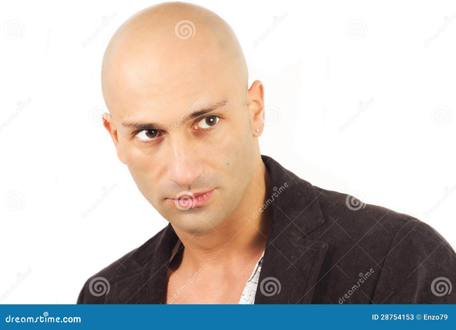 Bald man model stock image image of good hand happy 28754153 - Mobel bald olpe offnungszeiten ...