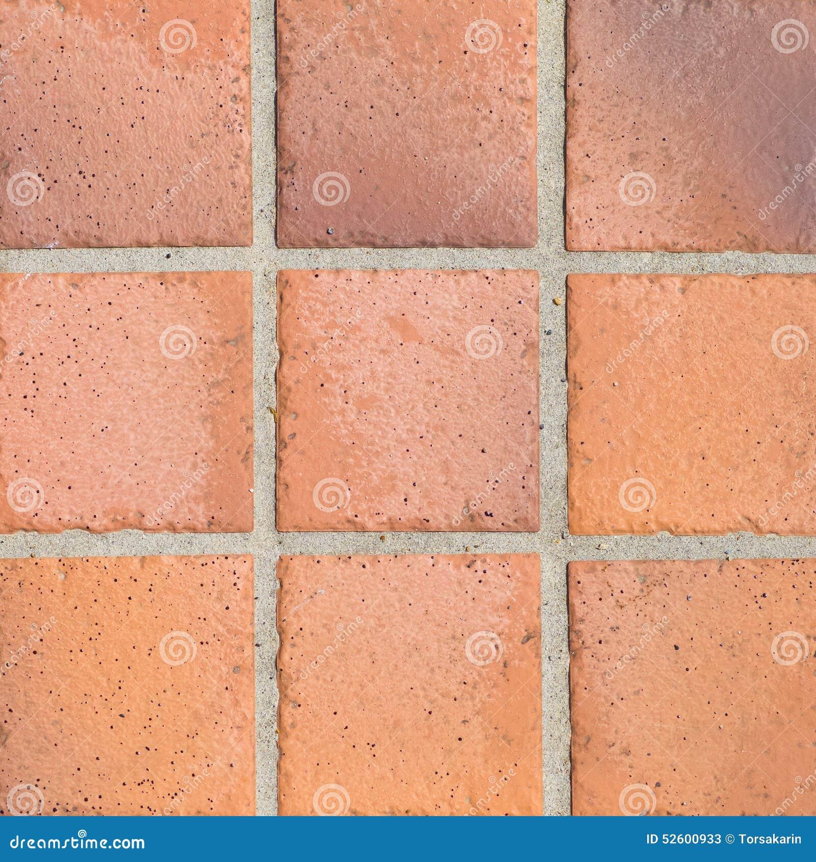 Baldosa de la loza de barro imagen de archivo imagen for Textura baldosa
