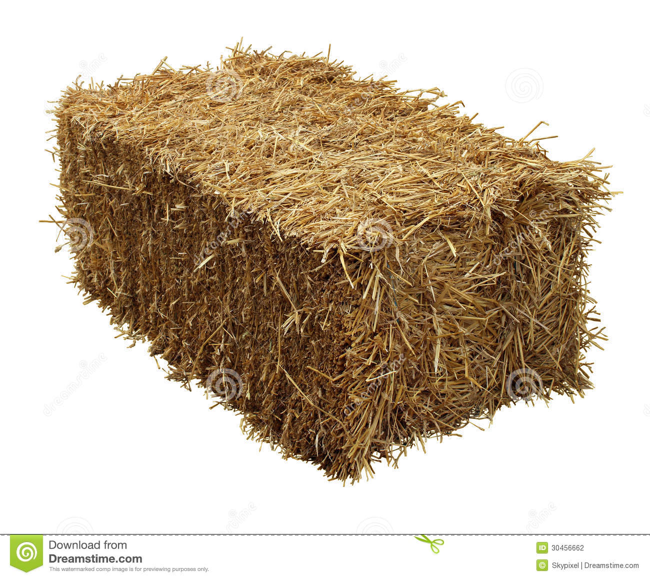Hay House Clipart