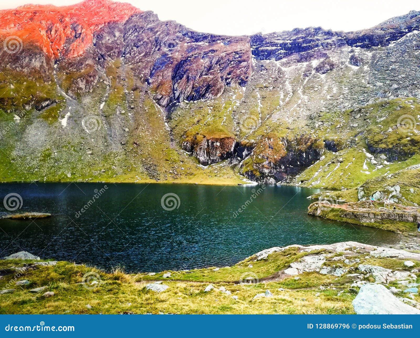 Balea湖