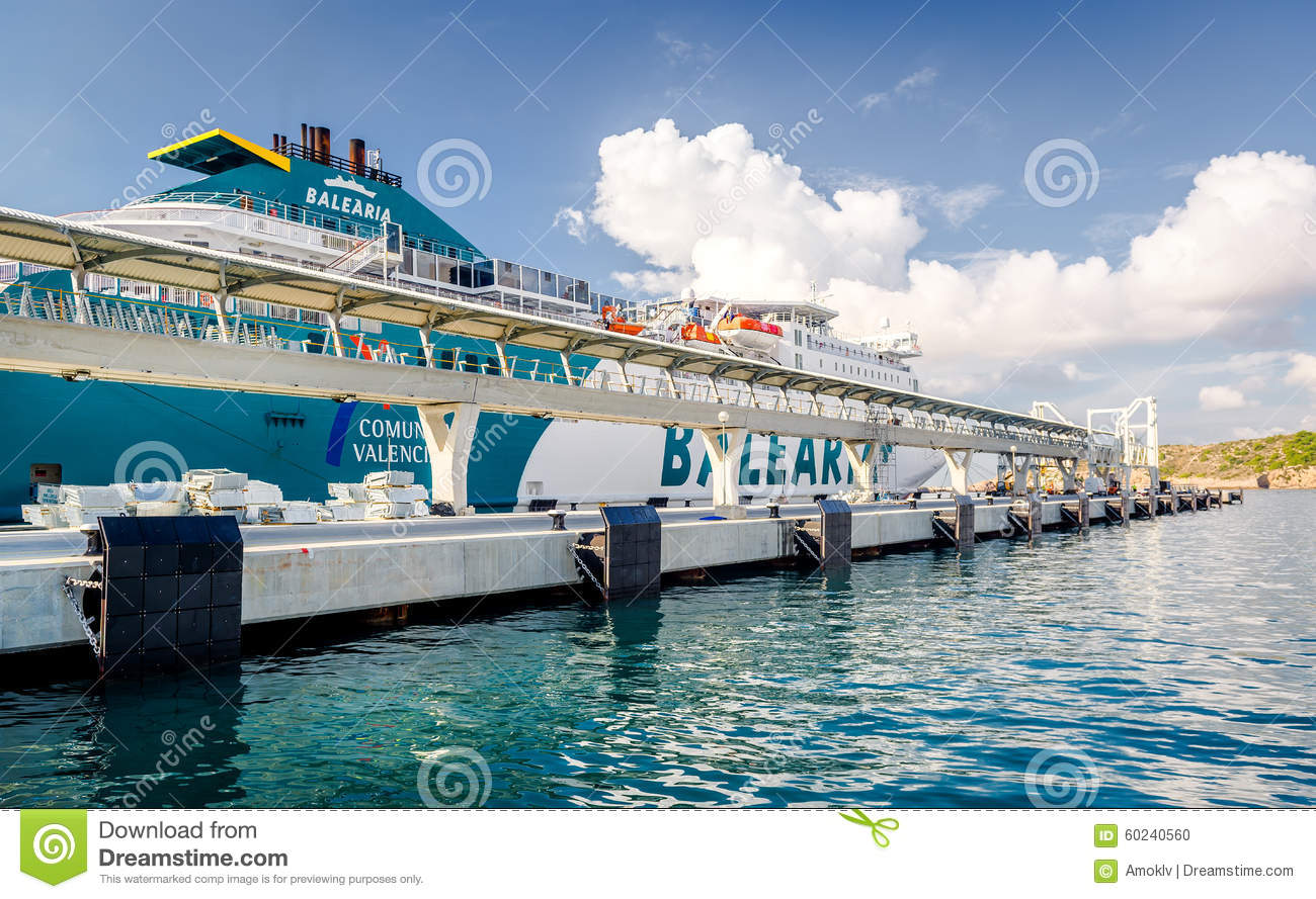 Barcelona To Ibiza Ferry Travel Time