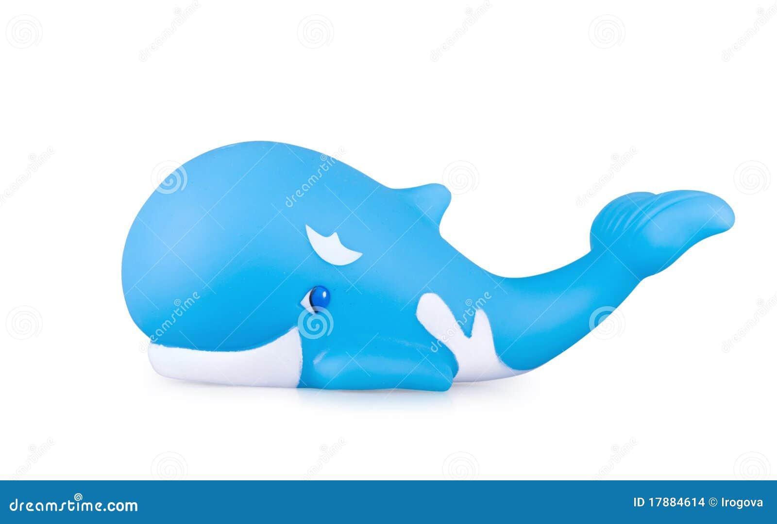 Baleine de jouet