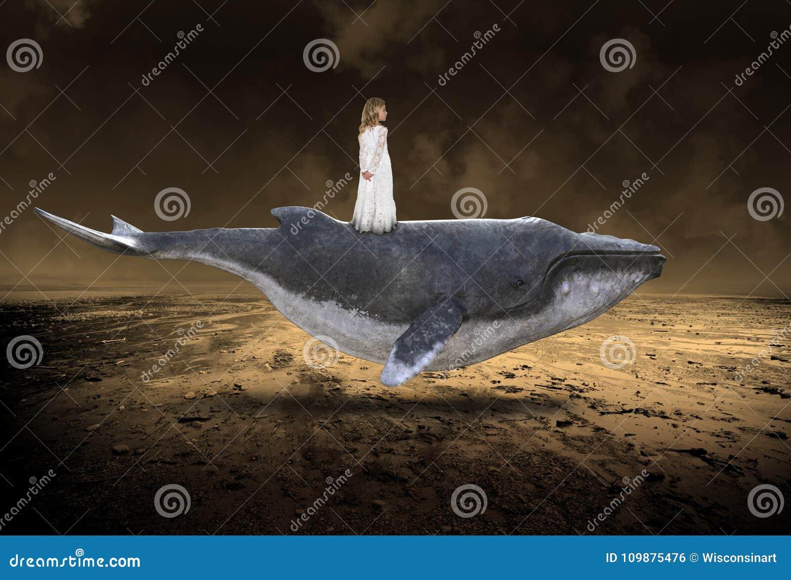 Balena di volo, pace, natura, rinascita di Spirtual, amore