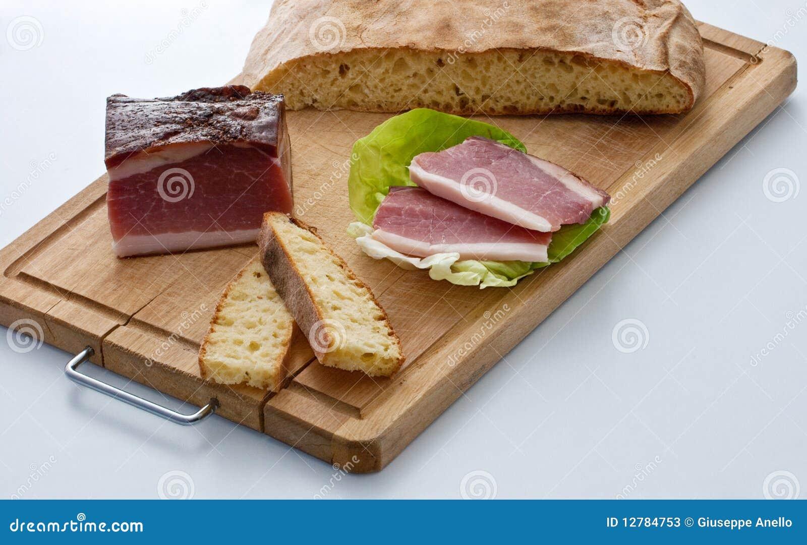 Baleron chlebowa drobina