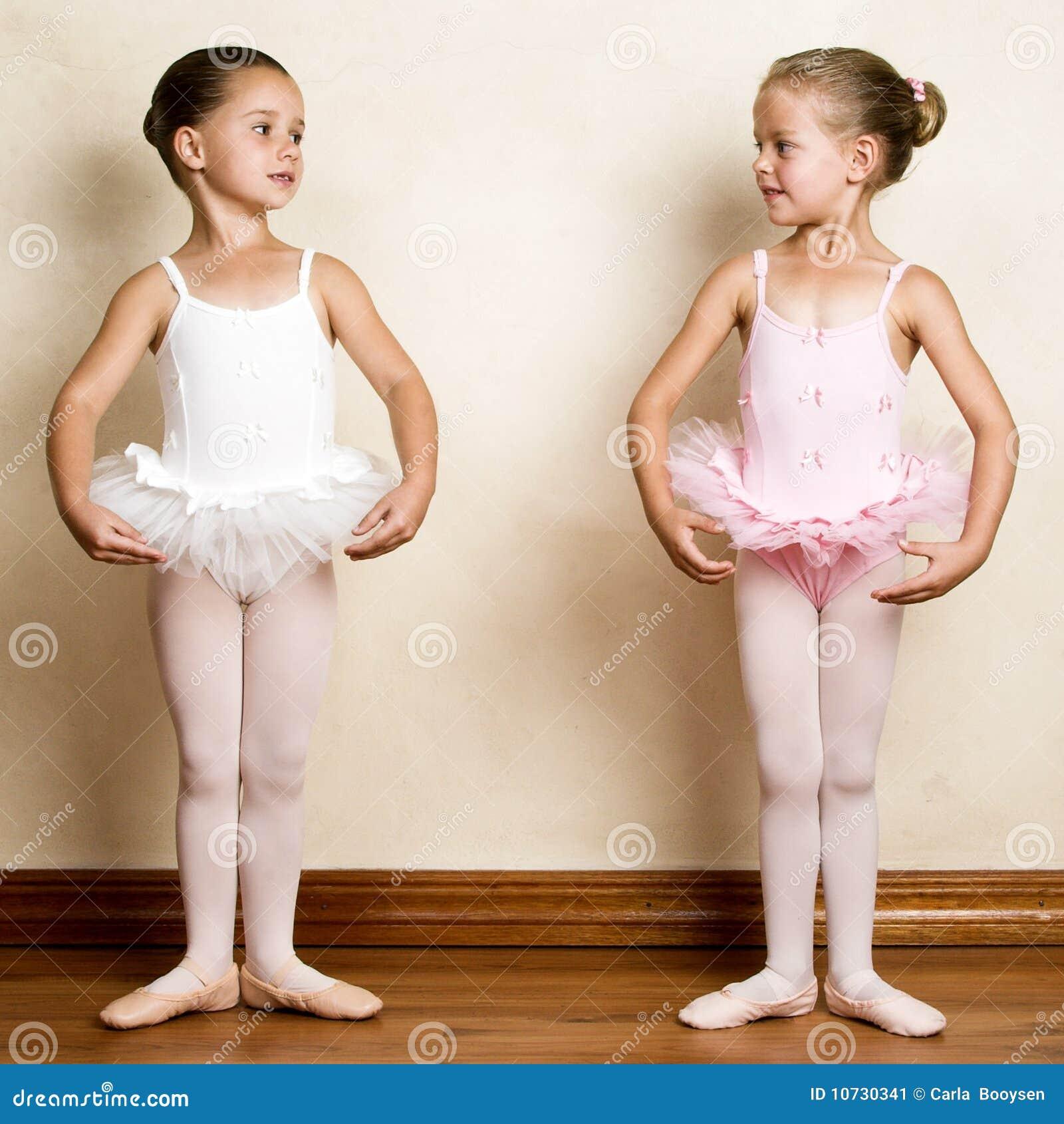 Baletnicza dziewczyna