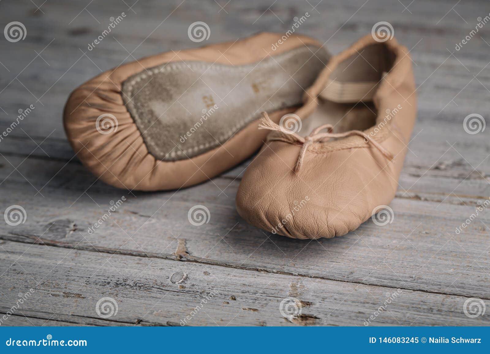 Baletniczy buty