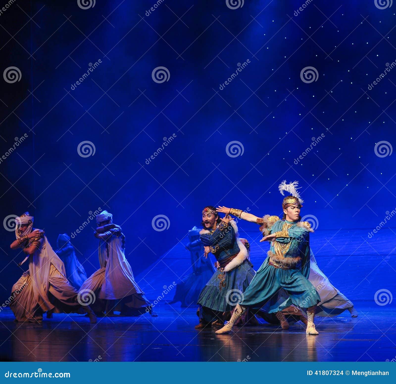 Baletten för prins Su-Hui