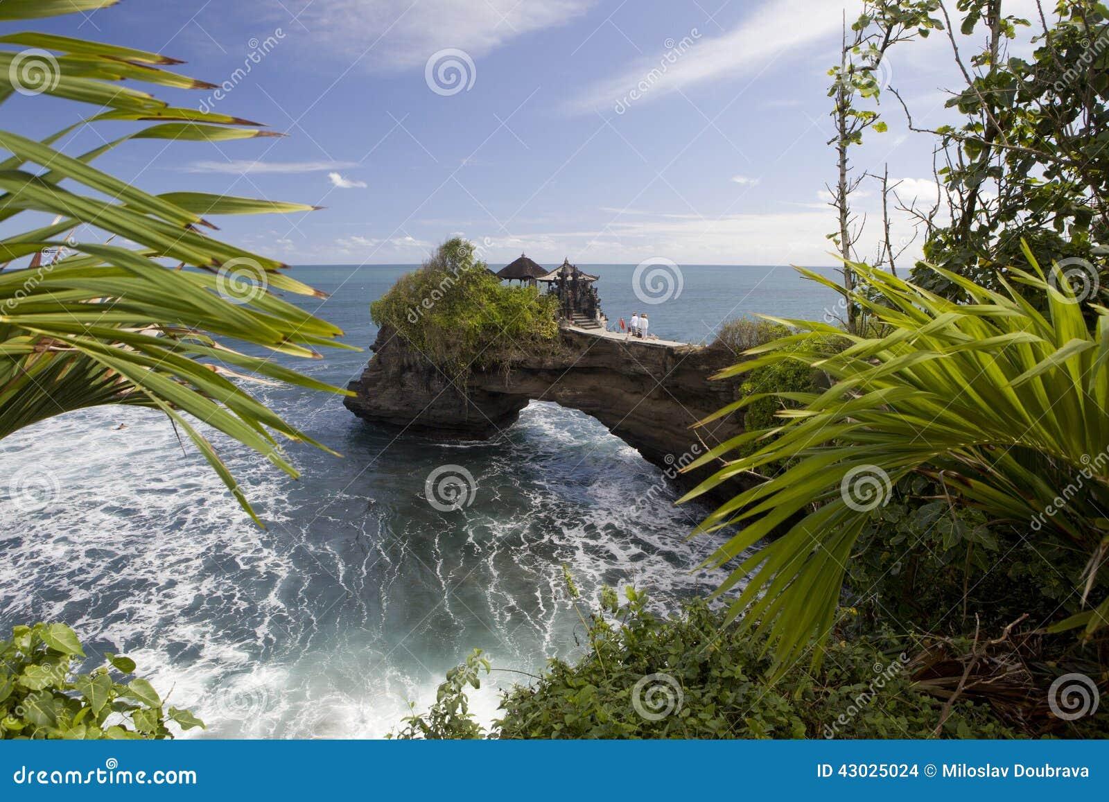 Bali, świątynny Tanah udział