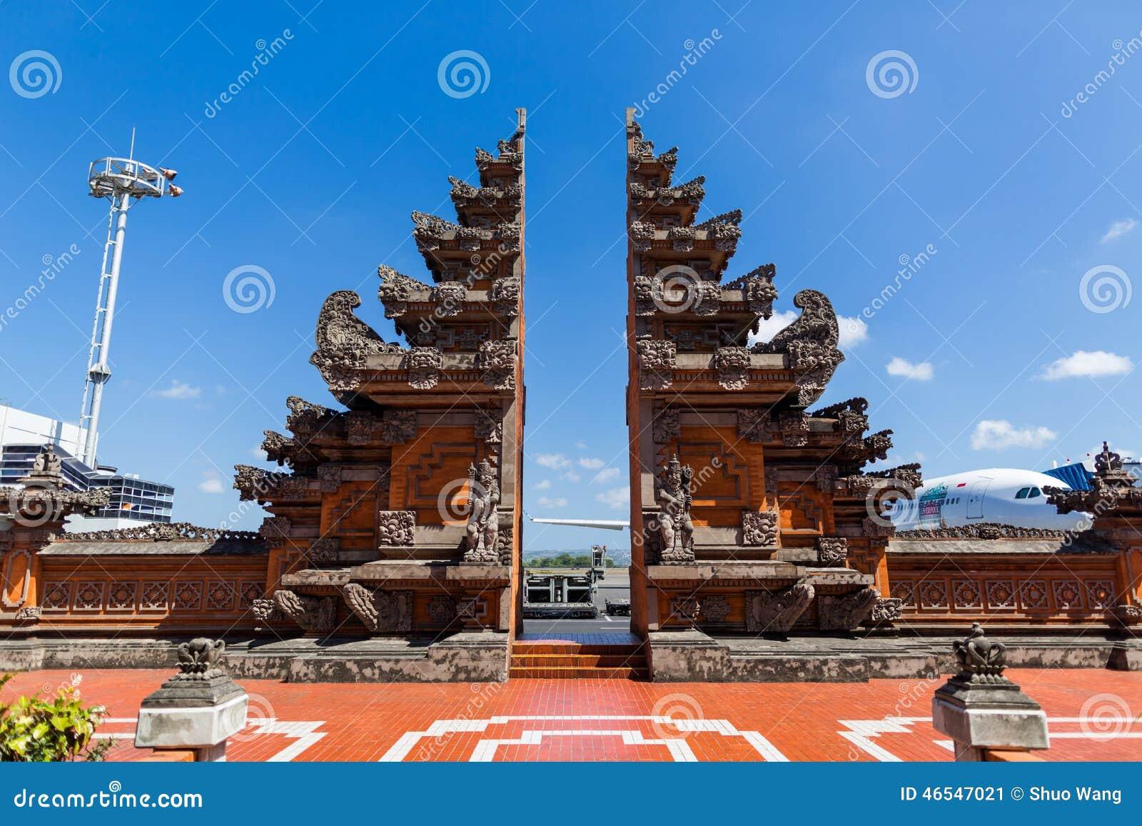 Aeroporto Bali : Bali airport editorial photo image of faith airport