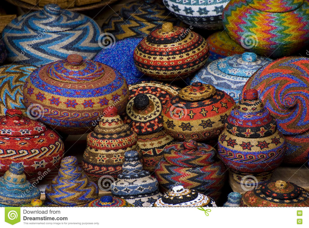 Bali art market stock photo image of handicraft product for Arts and crafts industry