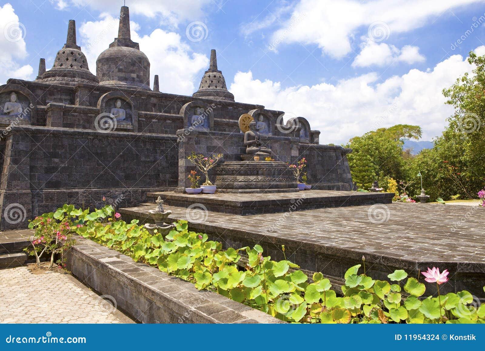 Bali buddist Indonesia świątynia