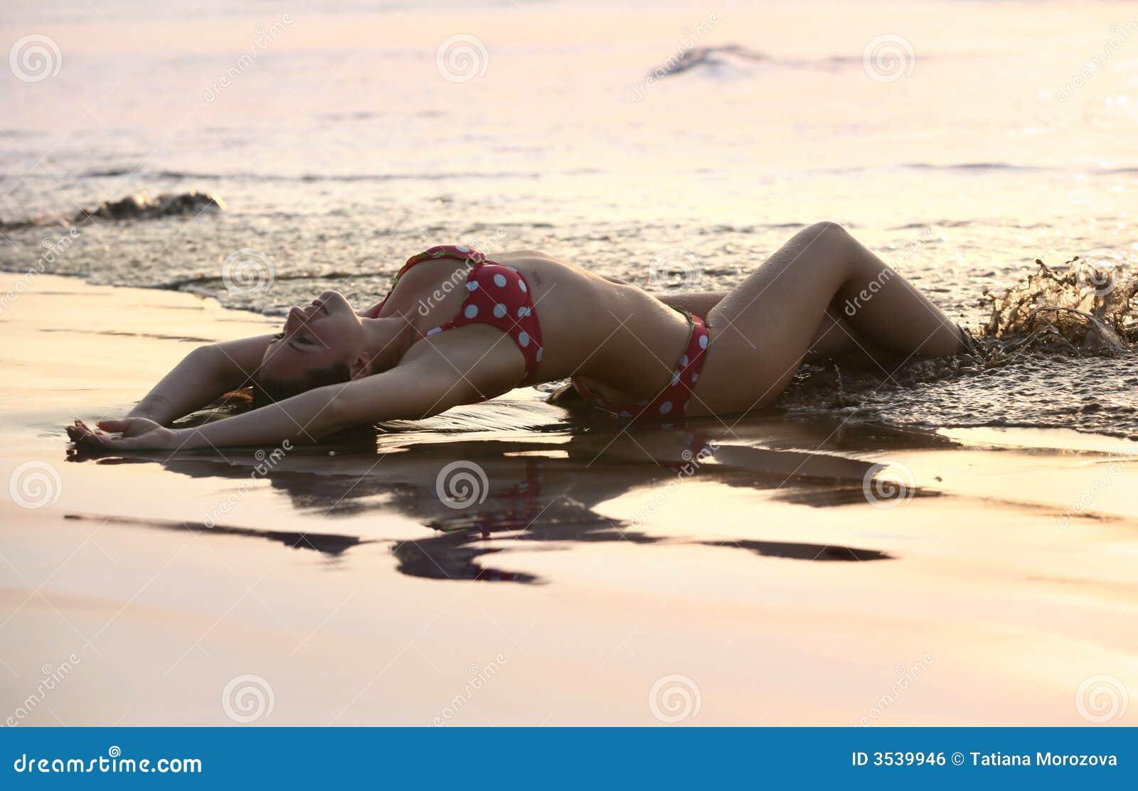 Bali flicka