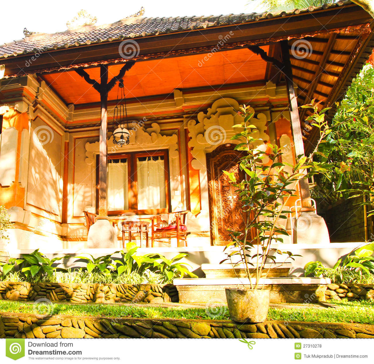 Kuta Home Designs: Prefab Bali Style Tea Houses Balinese