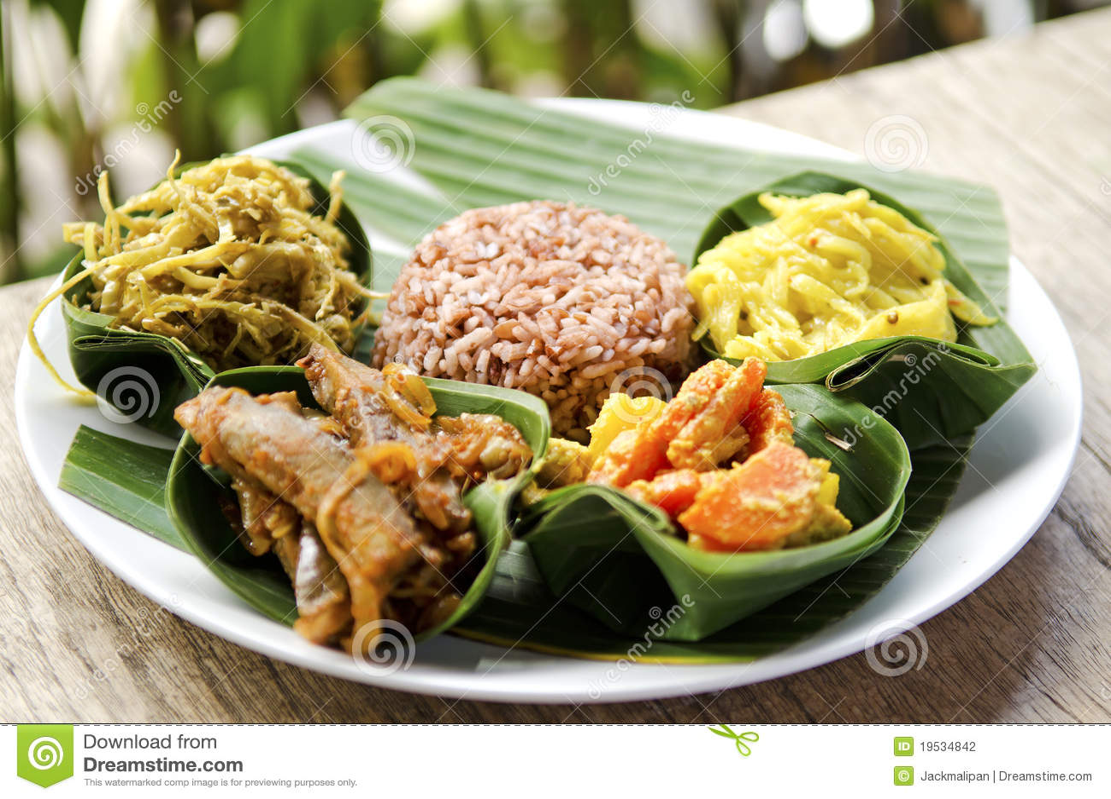 Bali jedzenia indonezyjczyk