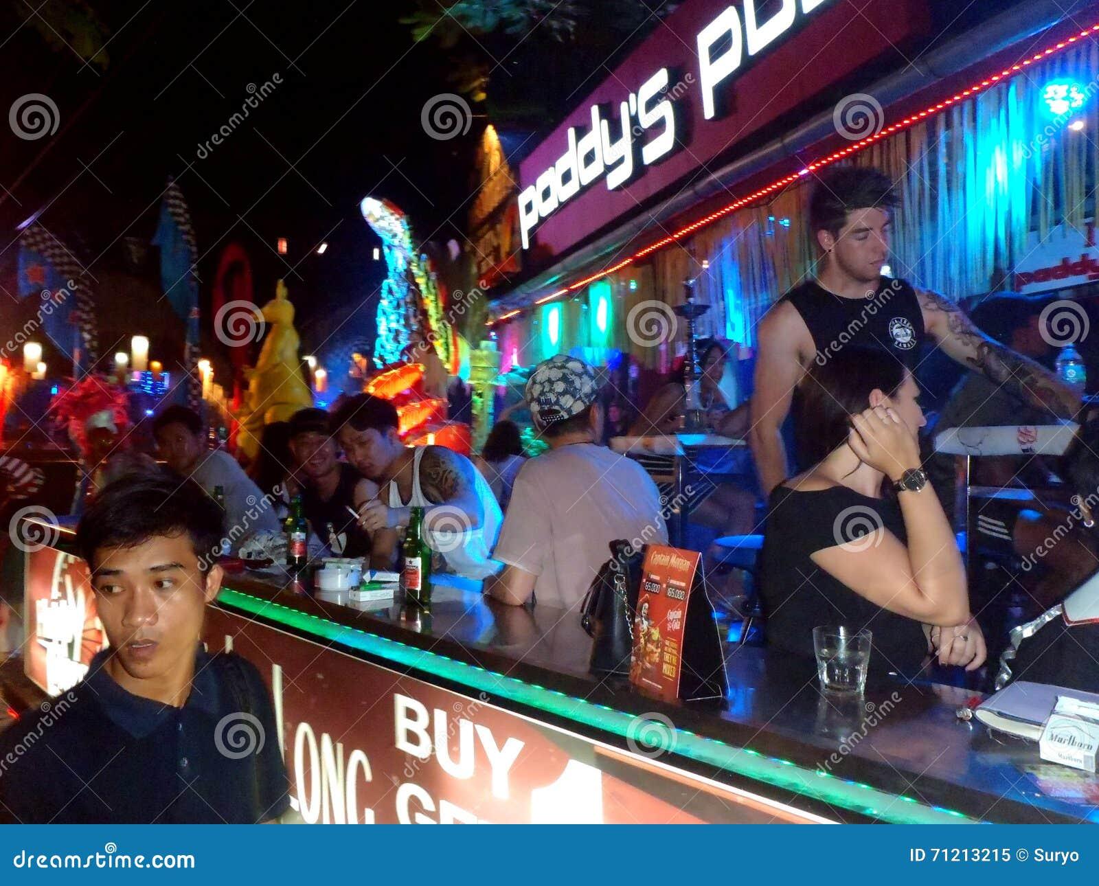 Bali Nightlife Editorial Image Image Of Night Nightlife 71213215