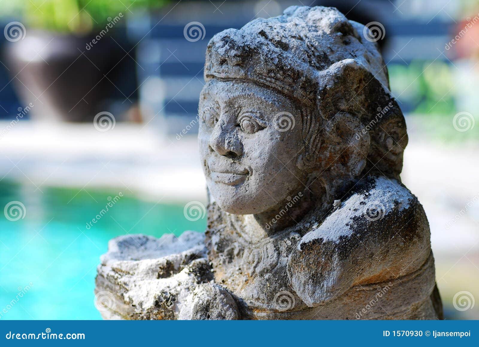 Bali posąg