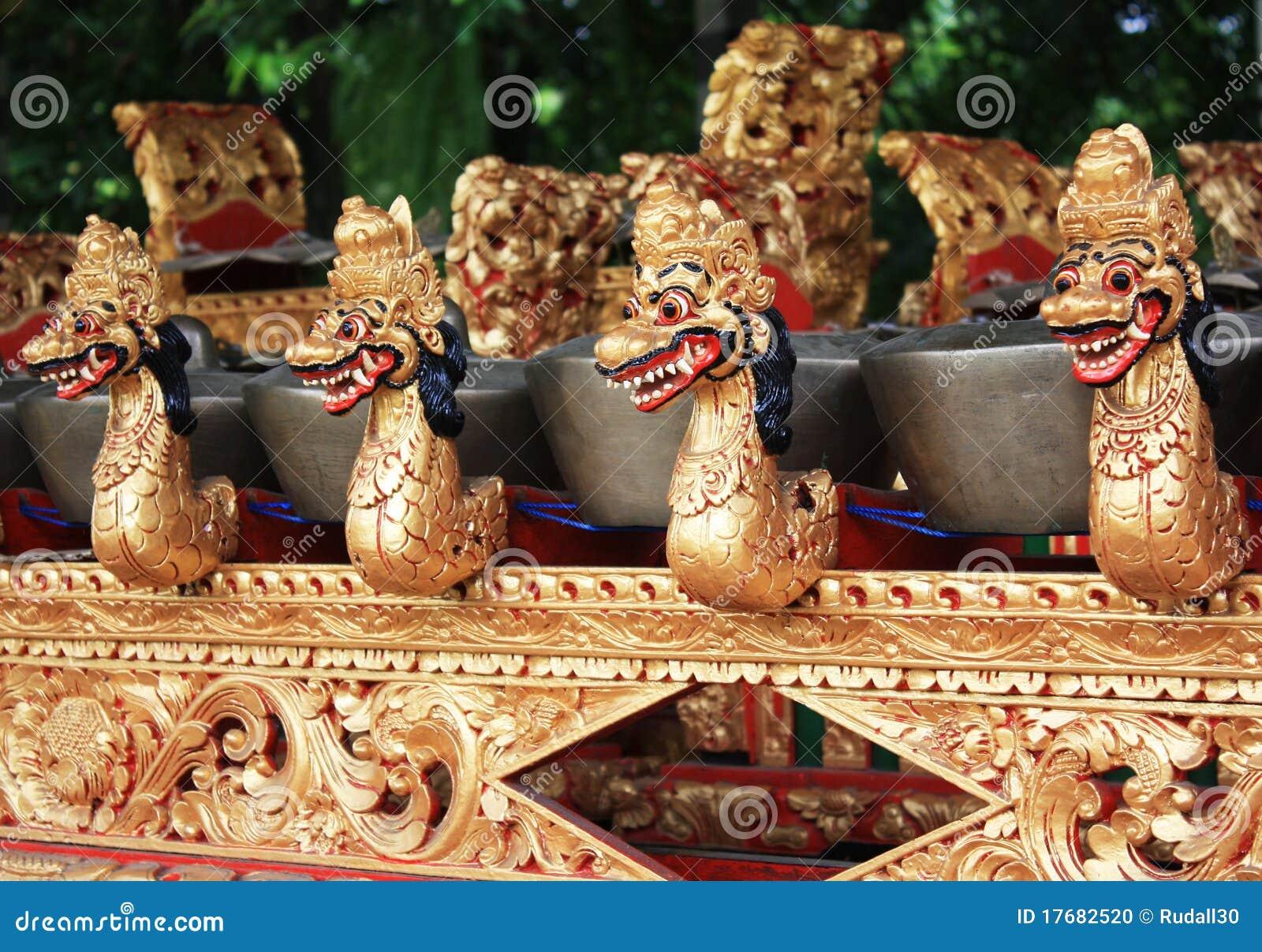 Balijczyk gamelan