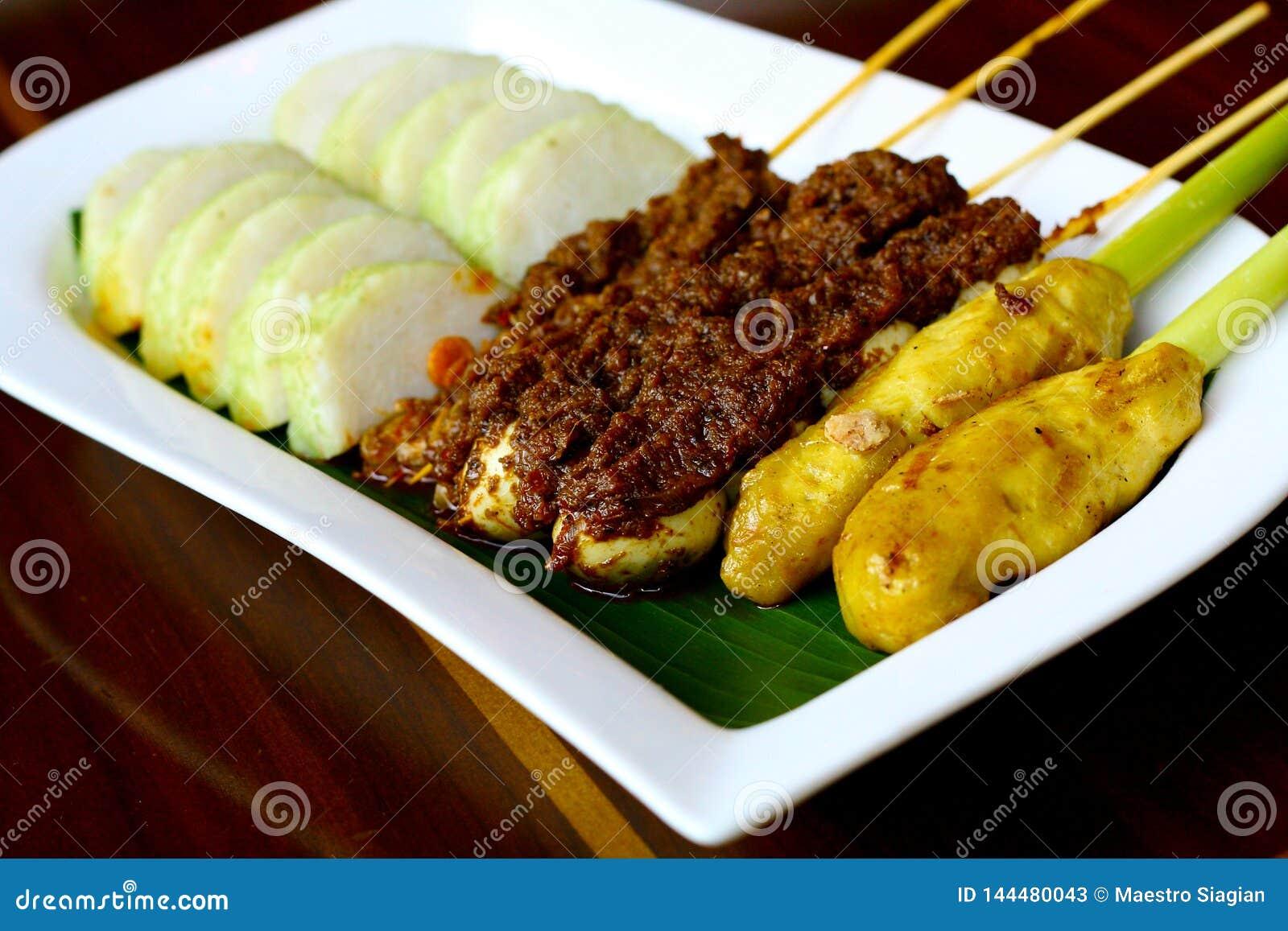 Balinese Satay