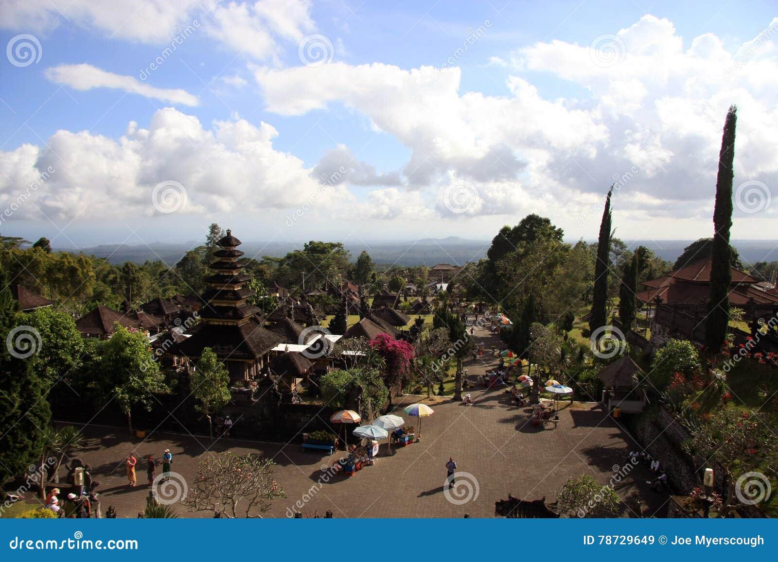 Balinesetempel Pura Besakih