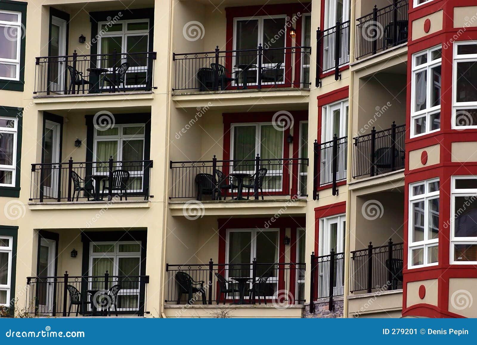 Balkongcondo