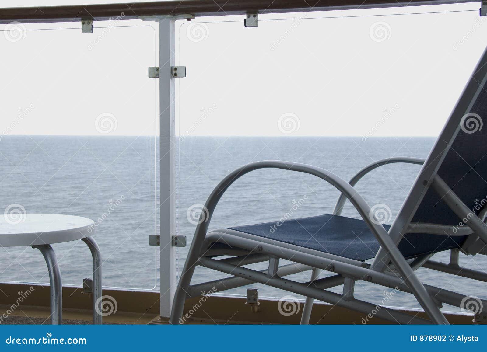 Balkonowy krzesło