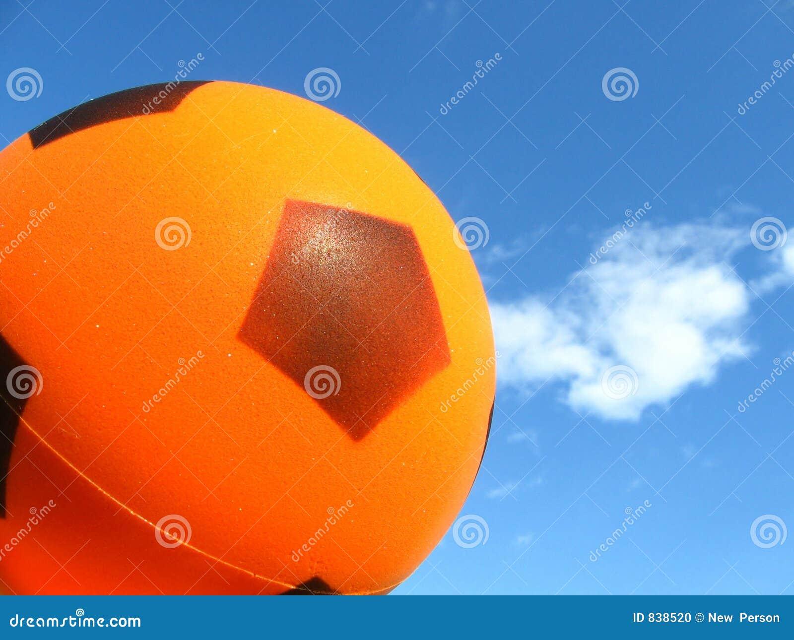 Ball on the sky