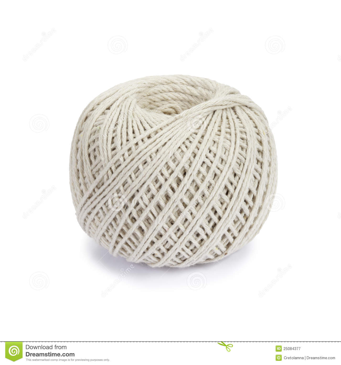 Ball Of String. Royalty Free Stock Photography - Image: 25084377
