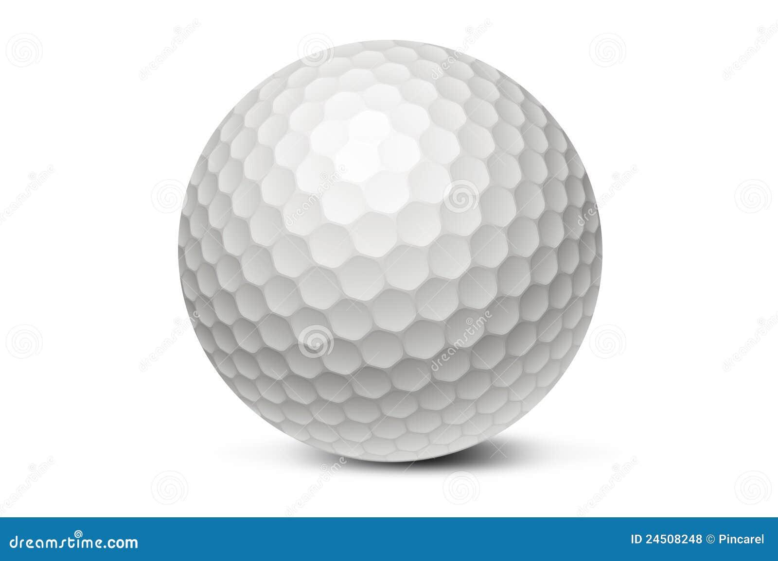 balle de golf photos libres droits image 24508248 picture. Black Bedroom Furniture Sets. Home Design Ideas