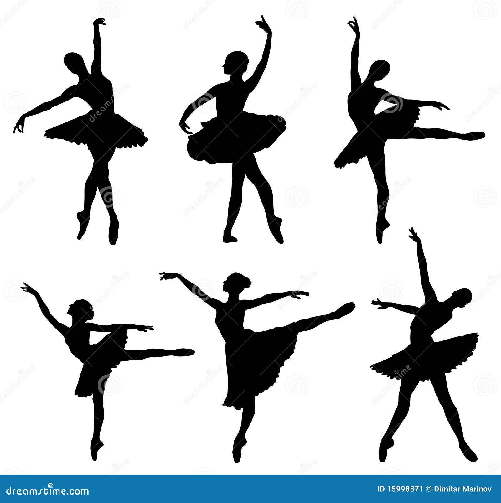ballerina stock image image 15998871 ballet dancer clipart images ballet dancer clip art to color