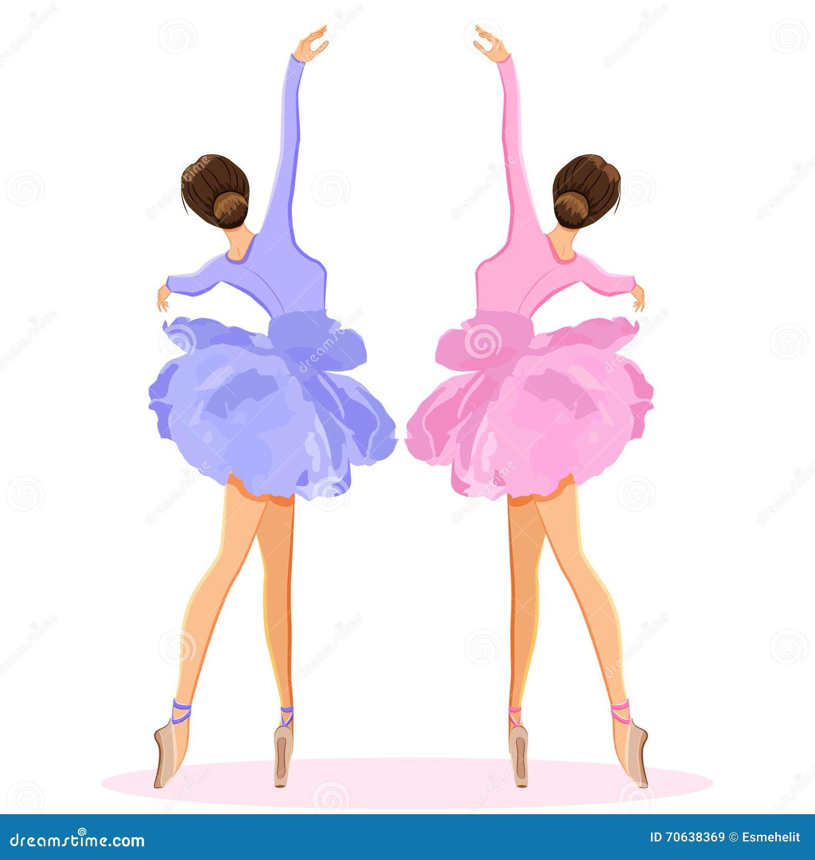 Ballerina Tutu Stock Illustrations 2365 Ballerina Tutu Stock