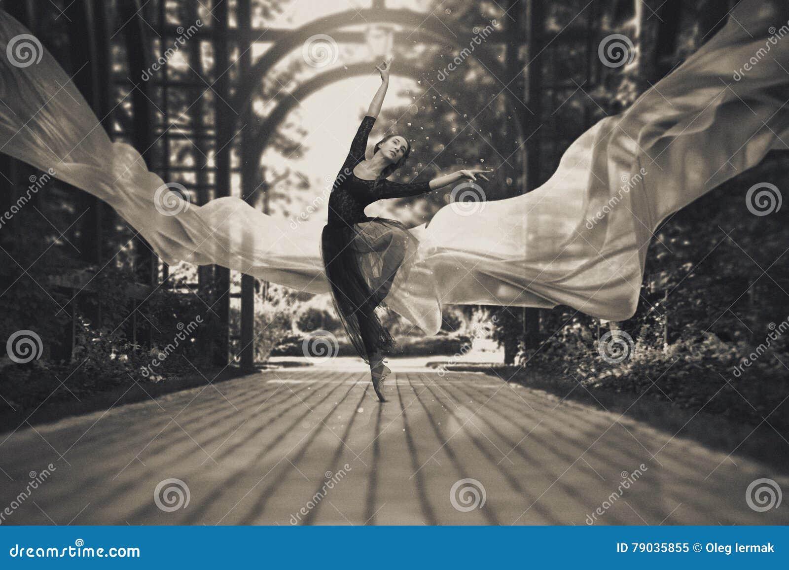 Ballerina på gatorna