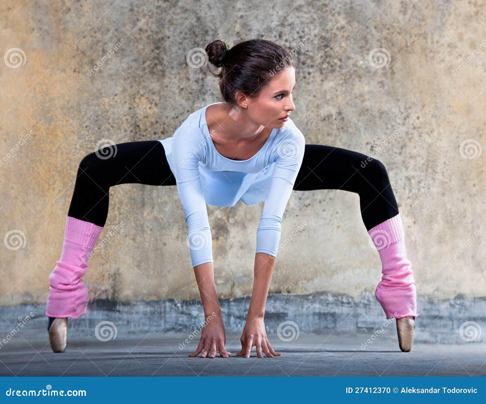 Тренировка балерин фото 19 фотография