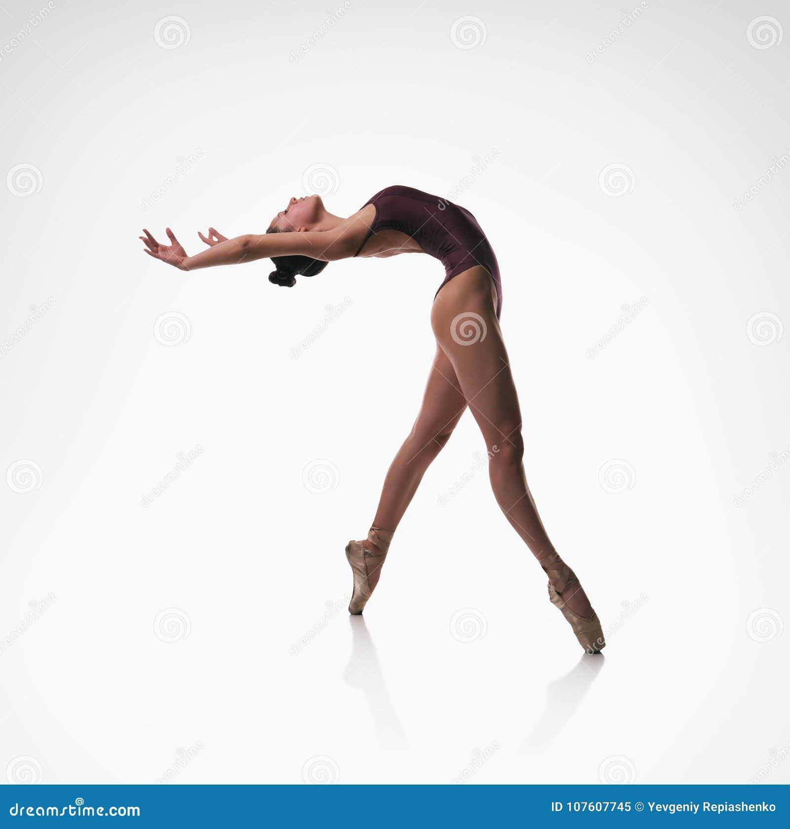 Ballerine Courbure de retour